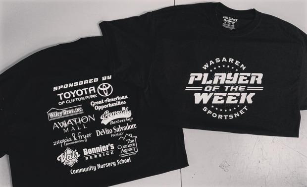 players tee shirts